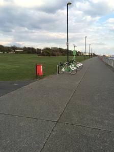 Liverpool City Bikes Otterspool