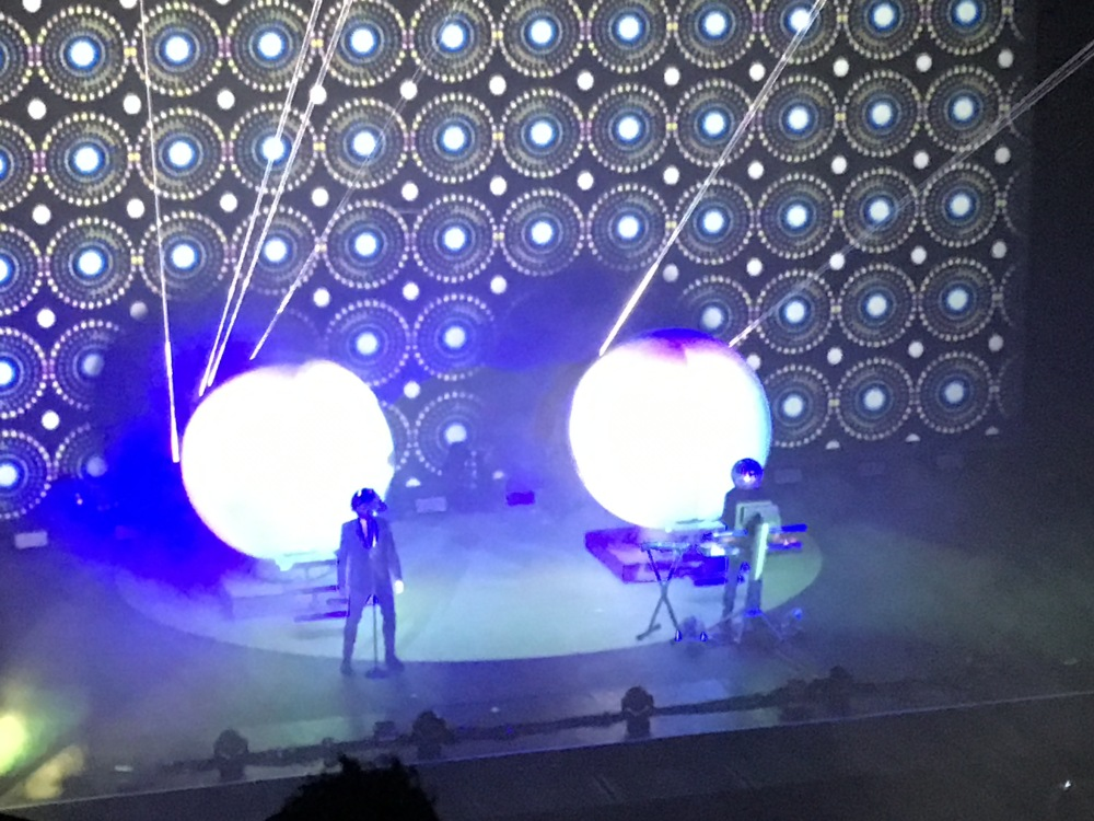 Pet Shop Boys Inner Sanctum at The Royal Opera House.